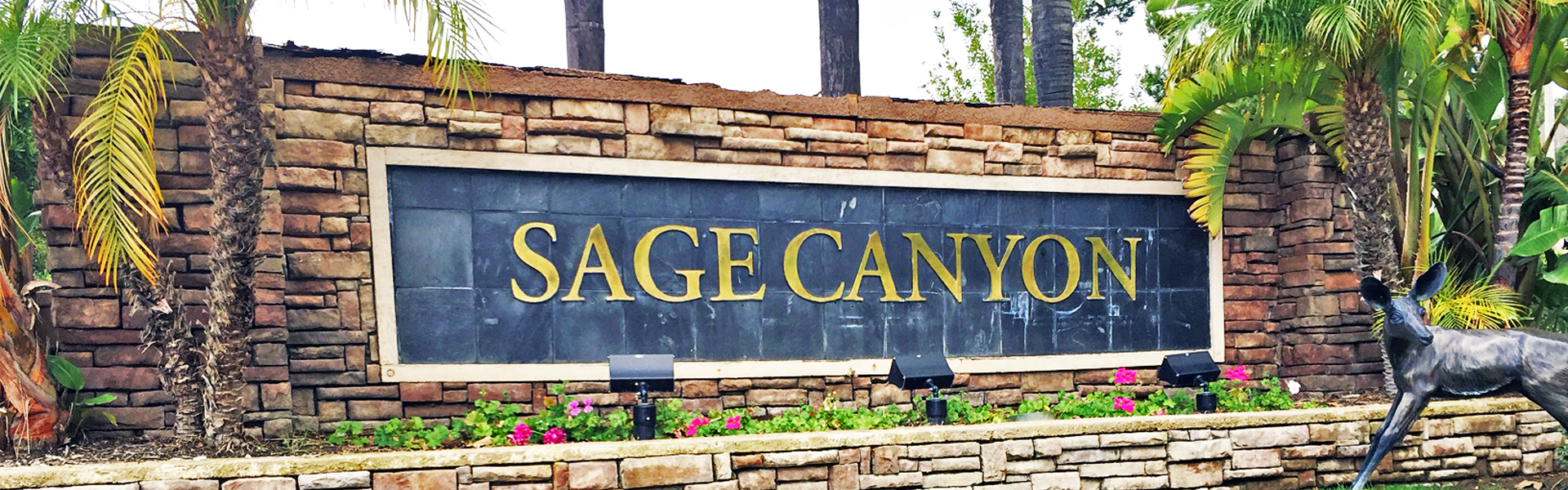 Welcome to Sage Canyon Maintenance Corporation!